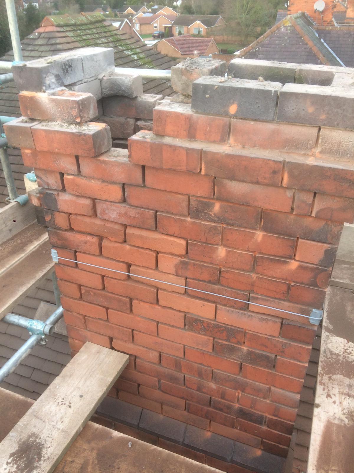 Chimneys & Lead Flashing | Thompsons Roofing